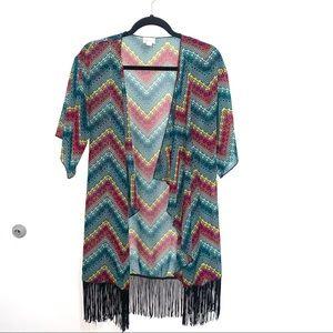 🌷5/$20 LuLaRoe Women's Kimono